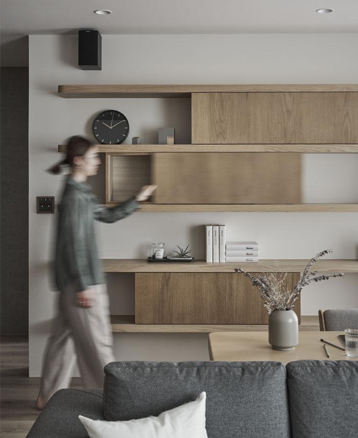 h apartment awork design 20