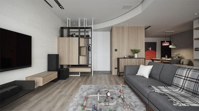 h apartment awork design 3