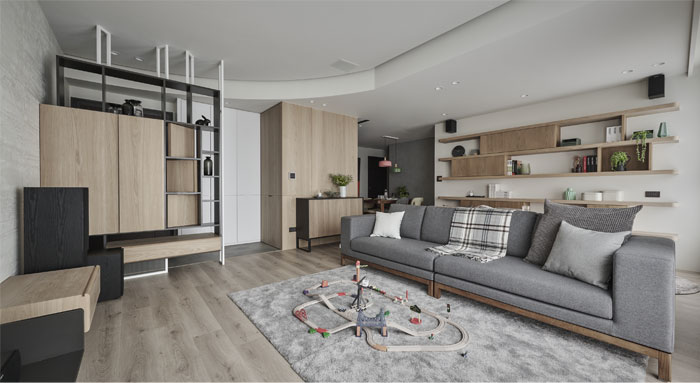 h apartment awork design 4