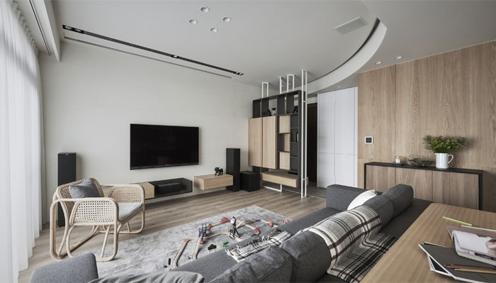 h apartment awork design 7