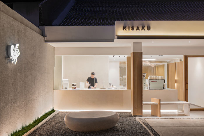 kisaku coffee shop seniman ruang 4