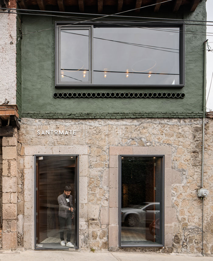 santomate restaurant mexico 11