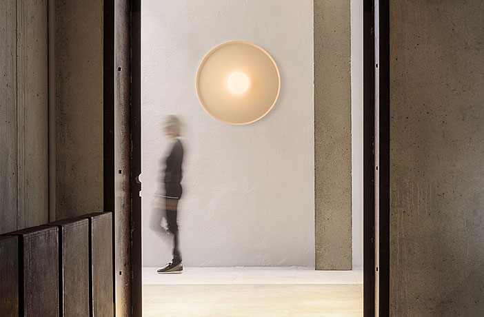 Top Wall Lamp Designed by Ramos & Bassols for Vibia