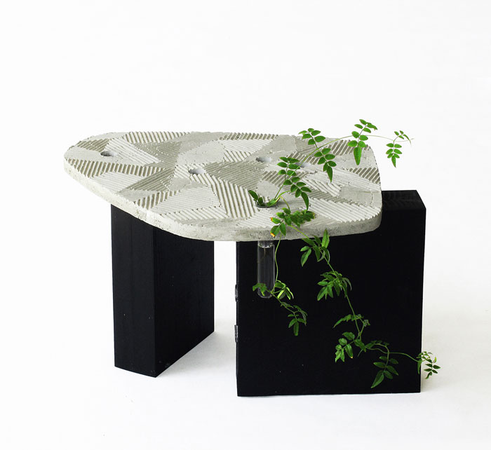 zen garden coffee table 1