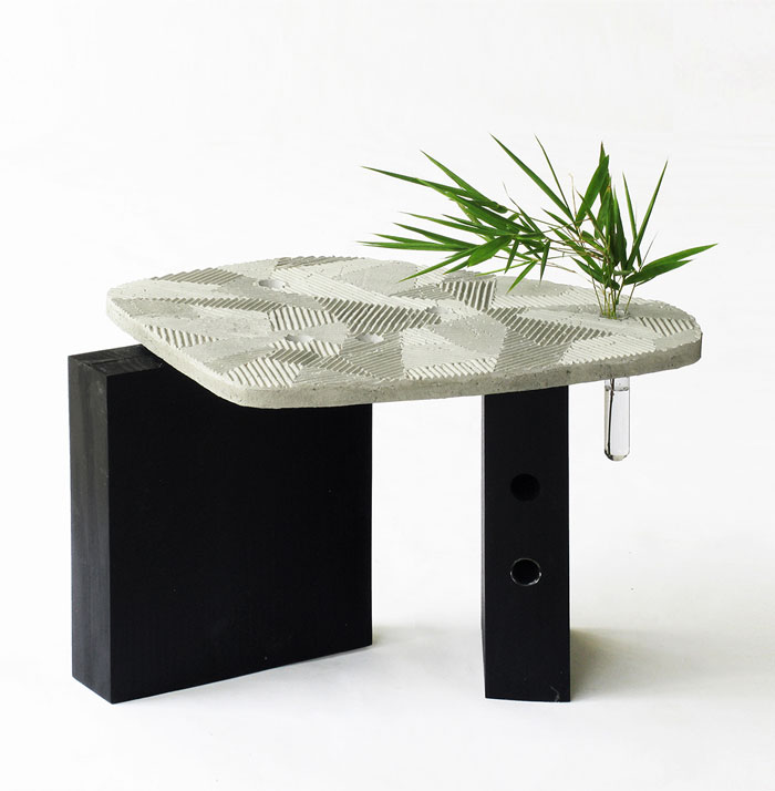 zen garden coffee table 3