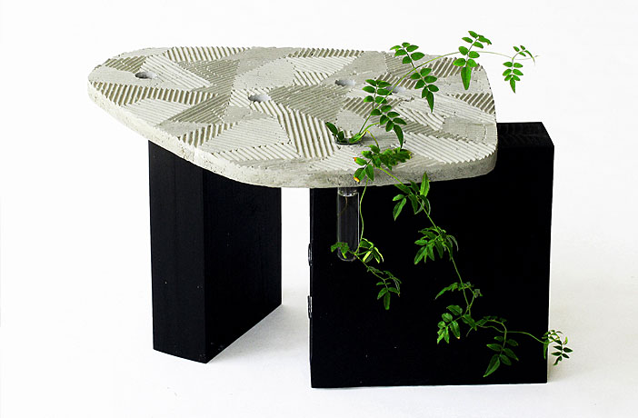 Inspired by Beautiful Japanese Zen Gardens Coffee Table by Taeg Nishimoto