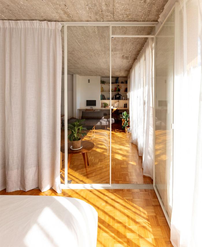 alphonse apartment renovation 2