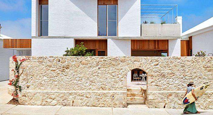Marine Residence by David Barr Architects