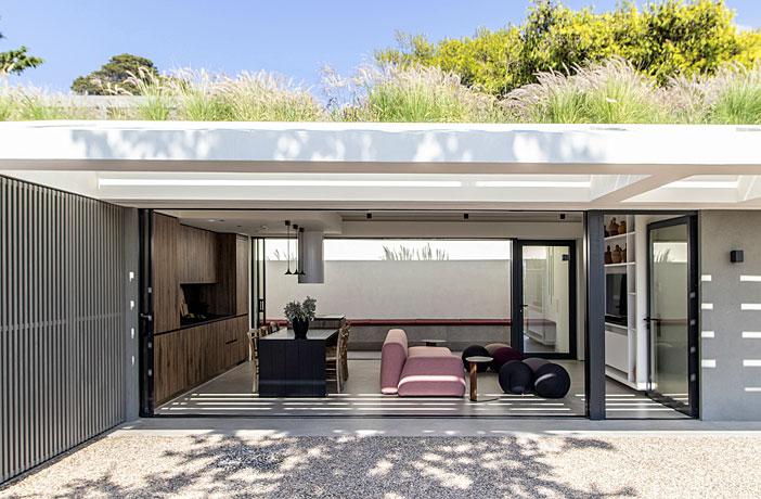 Secret Garden House by Scapearchitecture