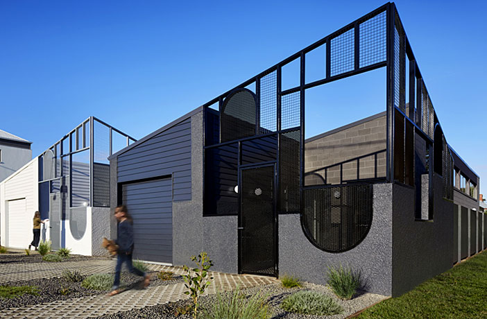 Hello Houses by Sibling Architecture