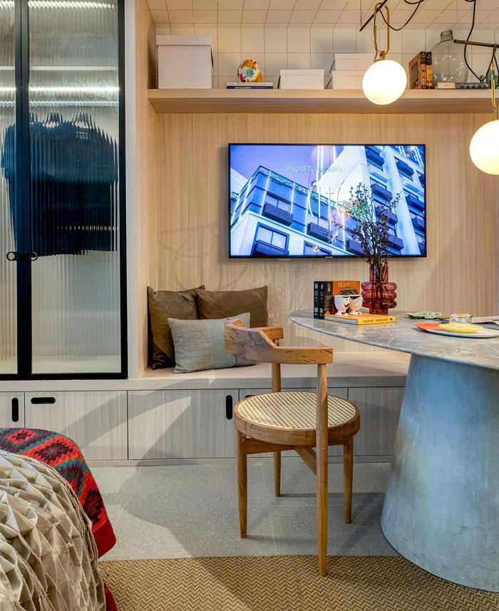 small studio apartment rio 7