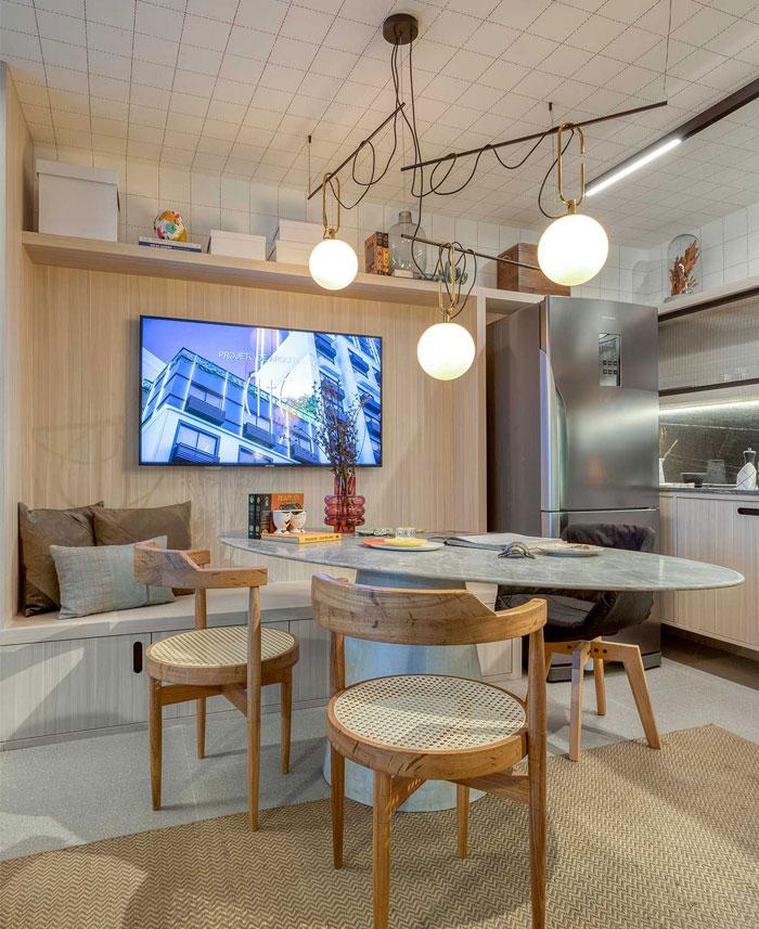 small studio apartment rio 8