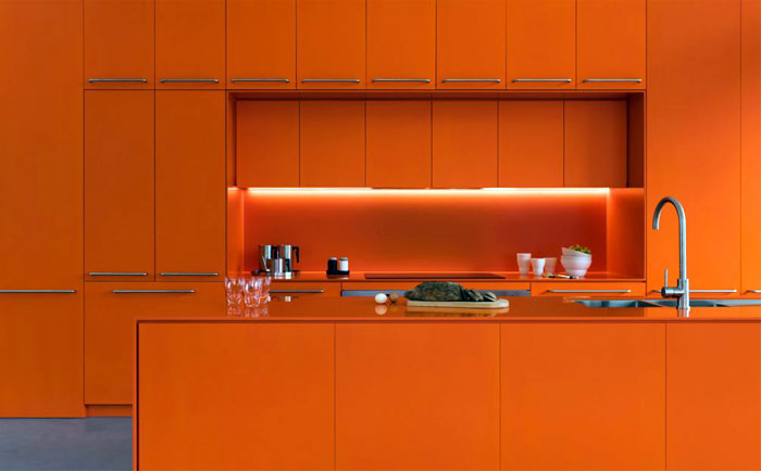 midcentury modern kitchen cabinets colour 6