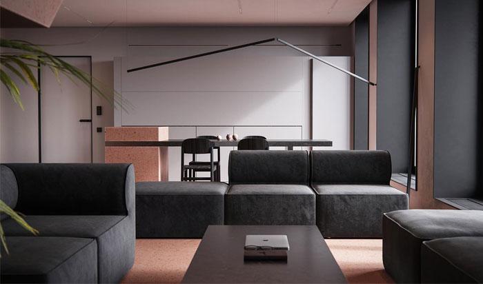 minimalist apartment ukraine 14