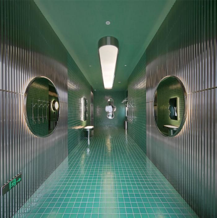 public restroom inspired black holes gravity 1