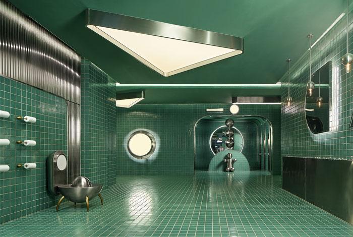 public restroom inspired black holes gravity 12