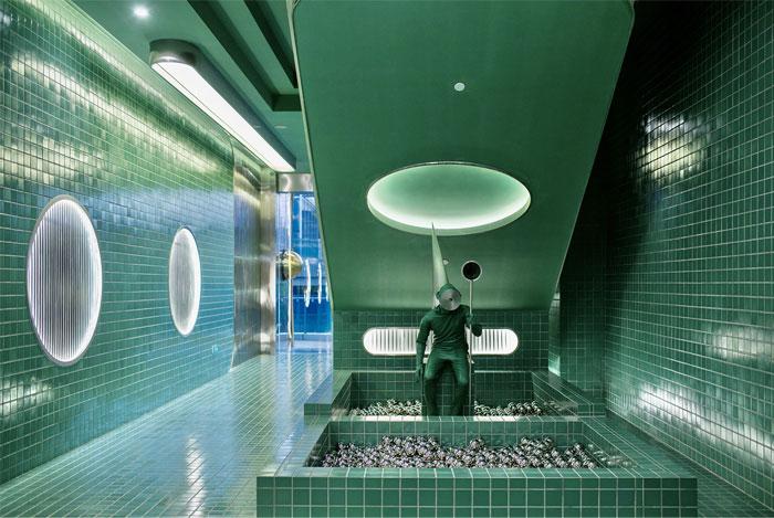public restroom inspired black holes gravity 14