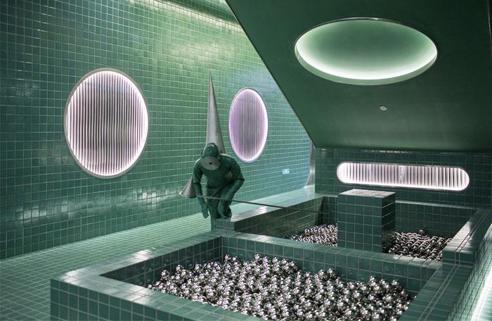 public restroom inspired black holes gravity 15