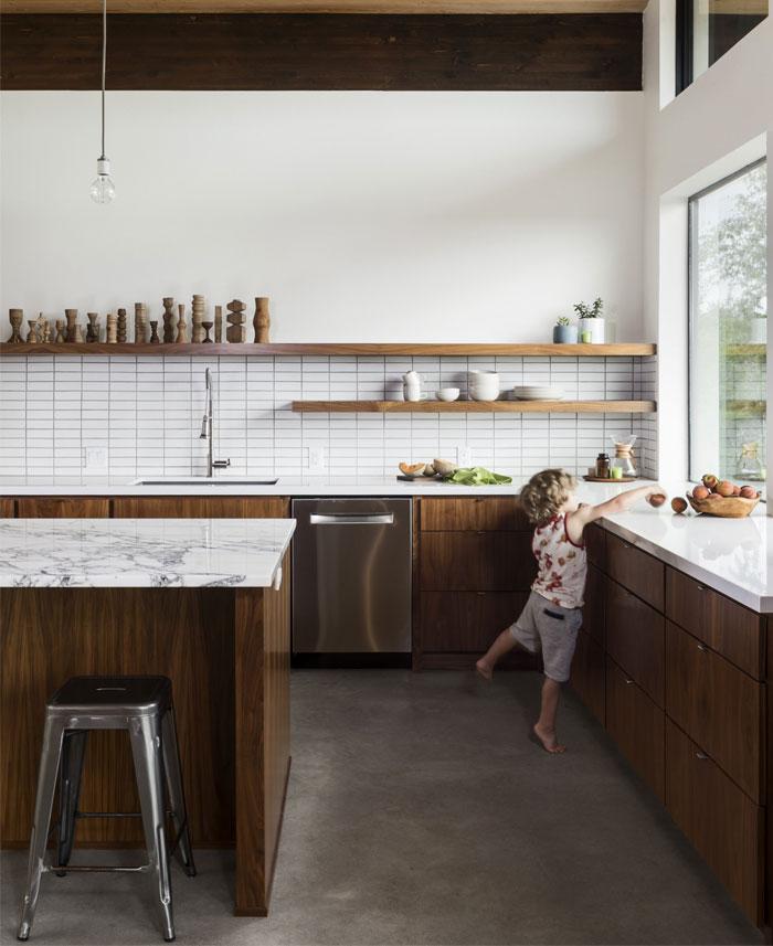 scandinavian kitchen mid sentury style 81
