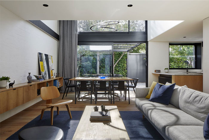 south yarra void house 2