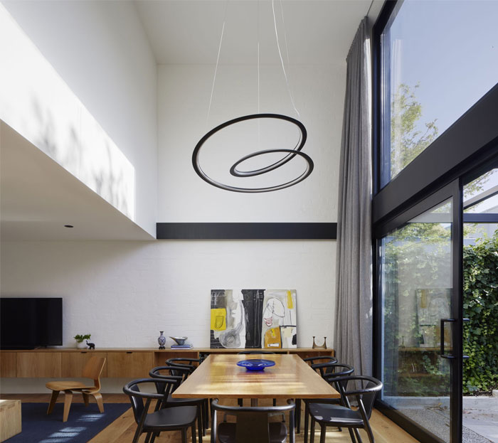south yarra void house 6