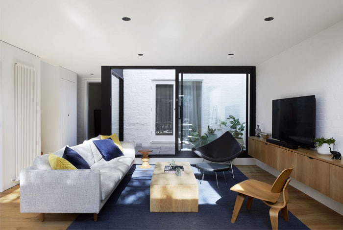 south yarra void house 7