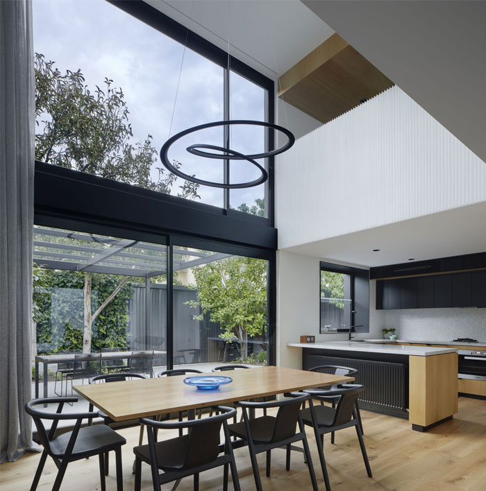 south yarra void house 8