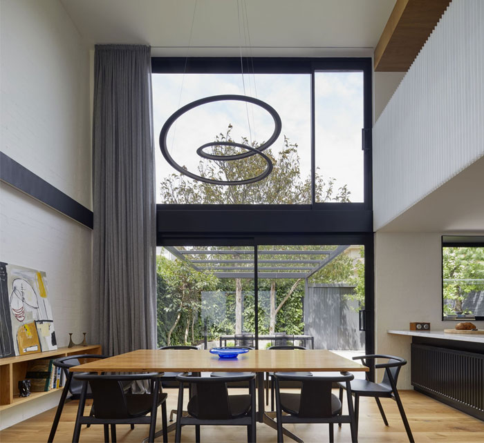 south yarra void house 9