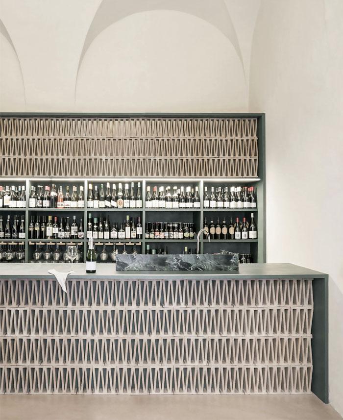 winery terra enoteca 16th century italian palazzo 6