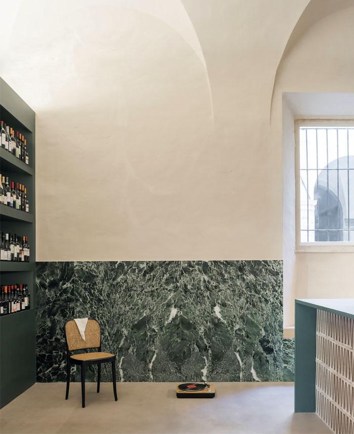 winery terra enoteca 16th century italian palazzo 7