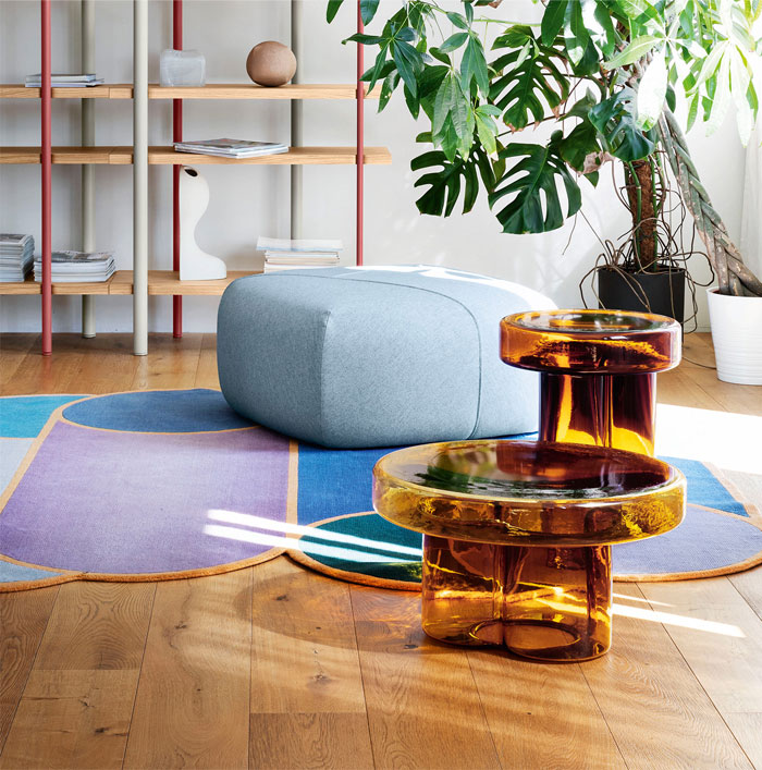blown glass coffee tables soda collection 2