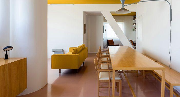 Cass Apartment by Felipe Hess Arquitetos
