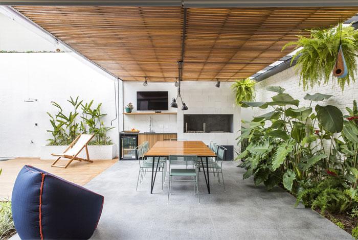house dezoito casa100 arquitetura 10
