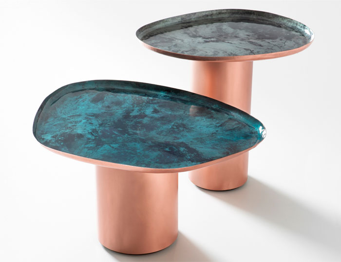 metal coffee table drops 3