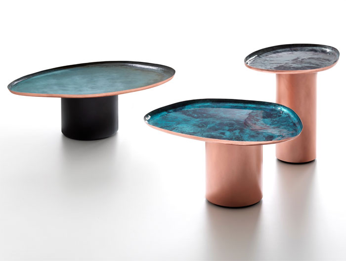 metal coffee table drops 4