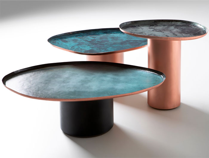 metal coffee table drops 5