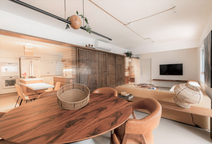 ml apartment flipe arquitetura