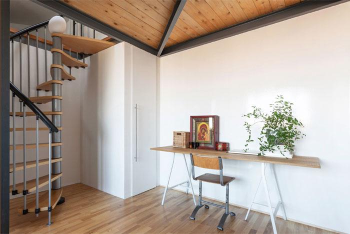two level studio apartment 12