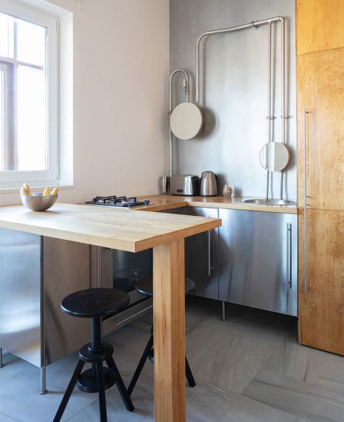 two level studio apartment 2