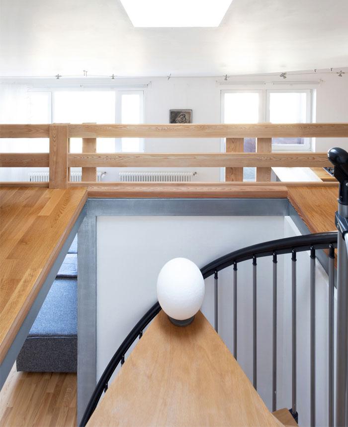 two level studio apartment 5