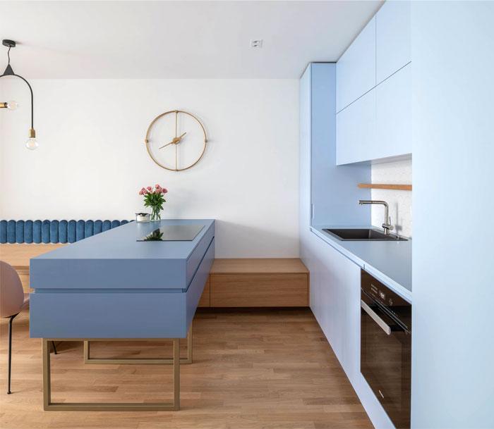 blue kitchen cabinets 6