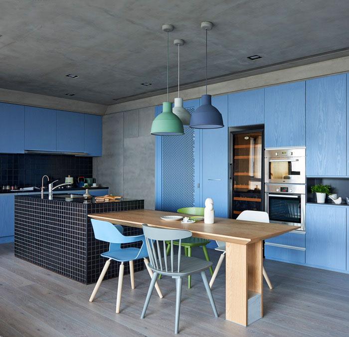 blue kitchen colour schemes 3