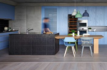 65 Blue Kitchen Cabinet Ideas for Your Decorating Inspiration