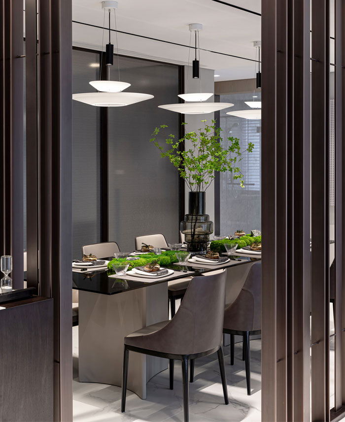 greentown magnificent residence show flat 1