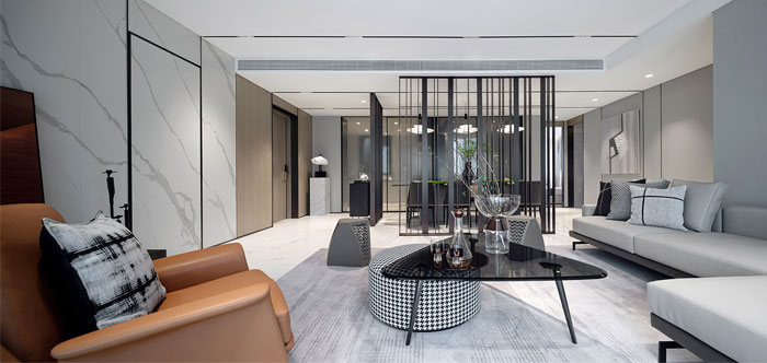 greentown magnificent residence show flat 17