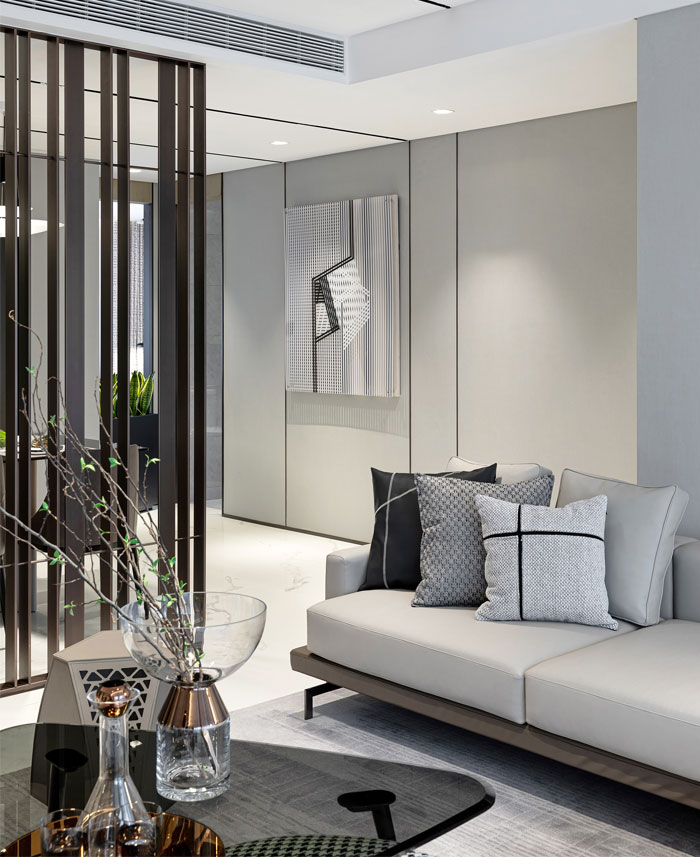 greentown magnificent residence show flat 2