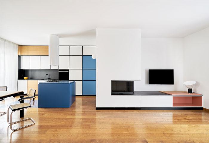 isole apartment biro plus 3