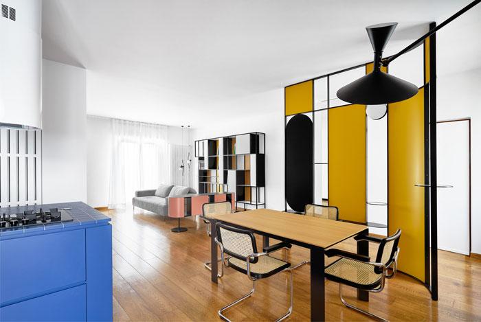 isole apartment biro plus 6