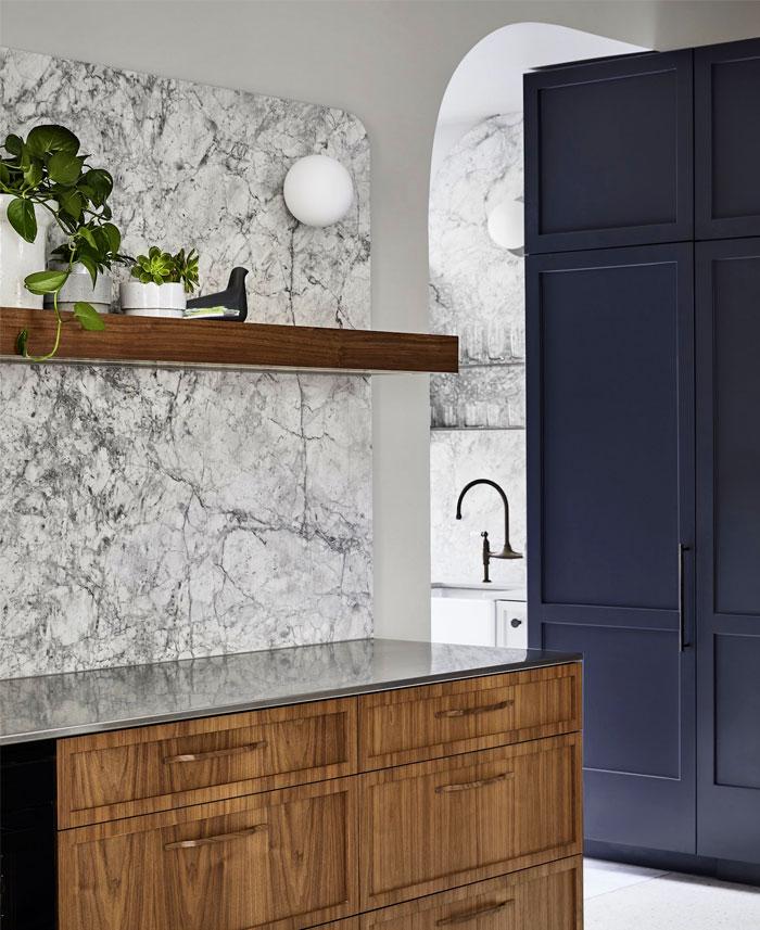 kitchen design marble countertops 1