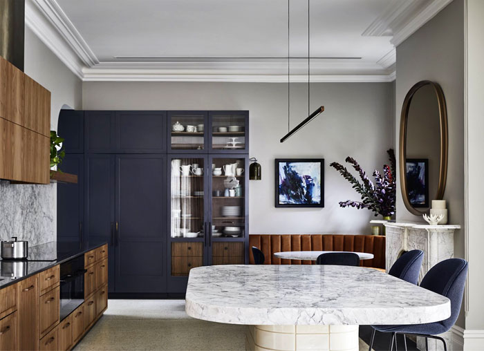kitchen design marble countertops 2